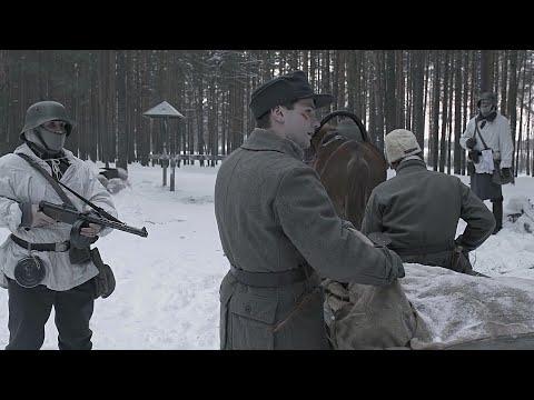 Военный фильм! С 5 по 8 серии! Шпионы, Снайперы, Штурмовики... Военная разведка: Северный фронт.