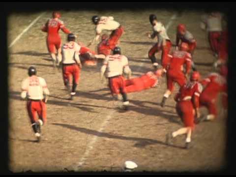 1939 RHS vs Easton Football
