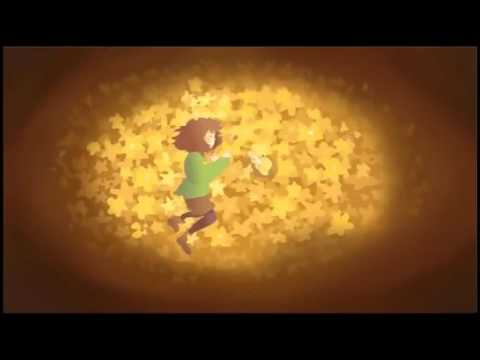 Undertale Amv- Ashes (Genocide animations)