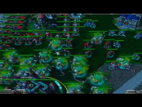 Самая интересная игра в Footman Wars