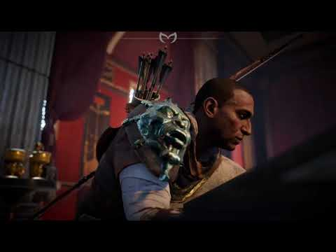 Assassins Creed Origins End Of The Snake