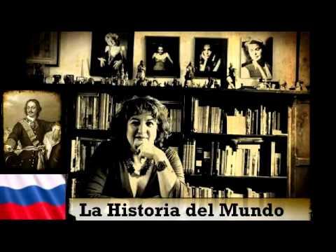 Diana Uribe - Historia De Rusia - Cap. 08 La Historía De Pedro I 'El Grande'