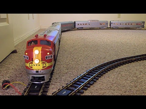 How To:  Reversing Loops On A Digital Model Railroad