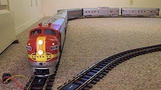 Kime: Ters Dijital Bir Model Demiryolu Üzerinde Döngüler Nasıl