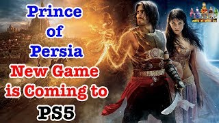 Prince of Persia New Game is coming to PS5 ????????????Gaming News | Upcoming Games | Ubisoft || #NG