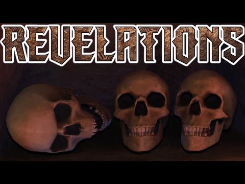 "REVELATIONS ""5 SKELETON PART LOCATIONS"" EASTER EGG GUIDE! Main Easter Egg Step (Black Ops 3 Zombies)"