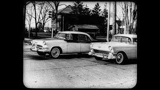 1956 Dodge Coronet vs Chevrolet Bel Air Dealer Promo Film