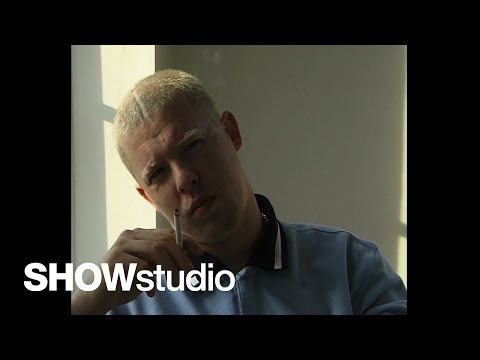 Alexander McQueen / Nick Knight - The White Interview: Unseen McQueen: