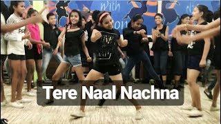 Tere Naal Nachna | Dance Choreography | SPINZA DANCE ACADEMY