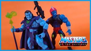 Masters of the Universe Origins Target Exclusive RISE OF EVIL KELDOR & KRONIS Action Figure Review