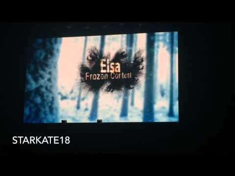 [FANCAM]150110 Super Junior SS6 IN BKK - VCR Frozen / Let it Go SJ as Elsa