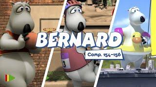 Бернард - 154-156 | Compilation  | Мультфильмы |