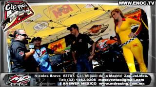 Ruta Vallarta vallartazo 2012 RV14 episodio 05 Motoclub TT y Rogmar en ENOC.TV