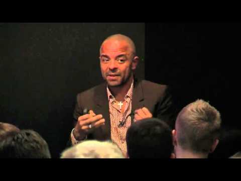 Jonathan Mildenhall on creativity - YouTube