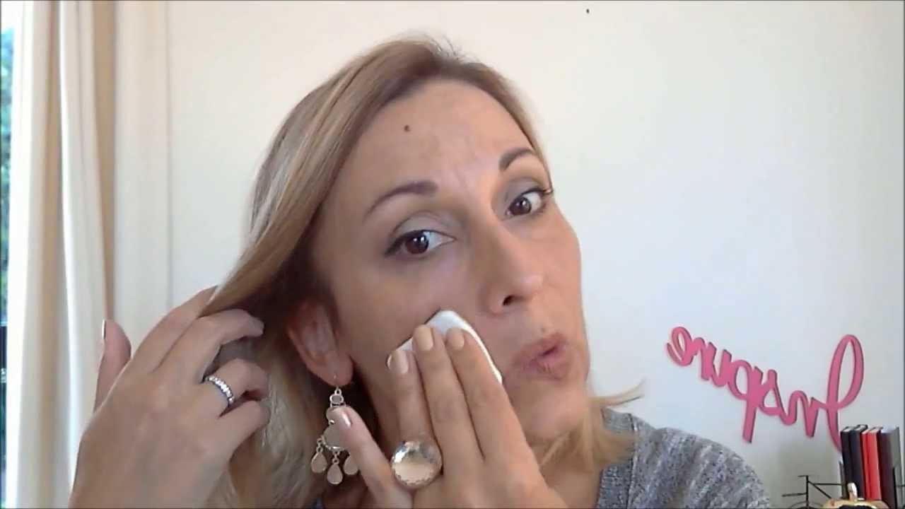 Elizabeth Arden Flawless Finish Sponge On Makeup Youtube