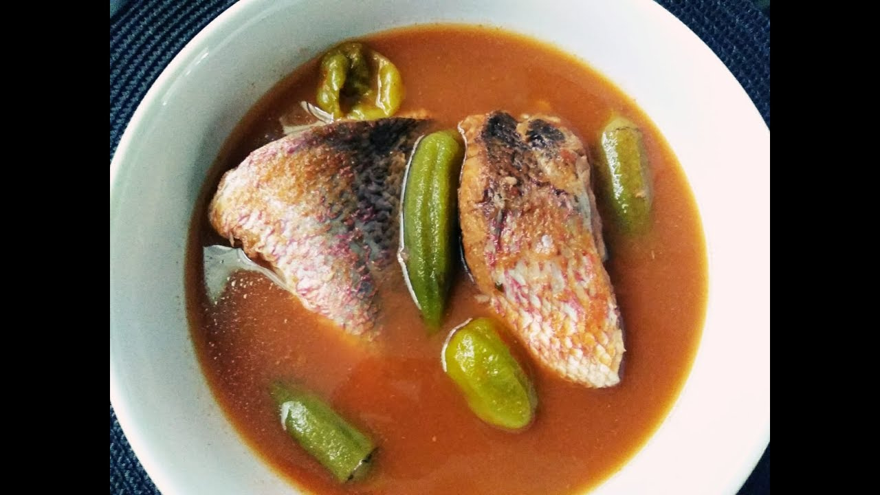 How To Make Fish Pepper Soup // Healing Soup For Sick Days // Obaapa Kitchen
