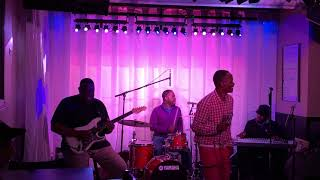 """ROHN LAWRENCE & FRIENDS - """"SUPERSTITION"""" LIVE AT THE TIPPING CHAIR ON OCTOBER 8TH 2016"""