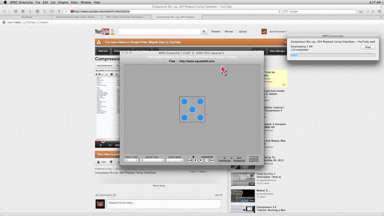 TÉLÉCHARGER MPEG STREAMCLIP