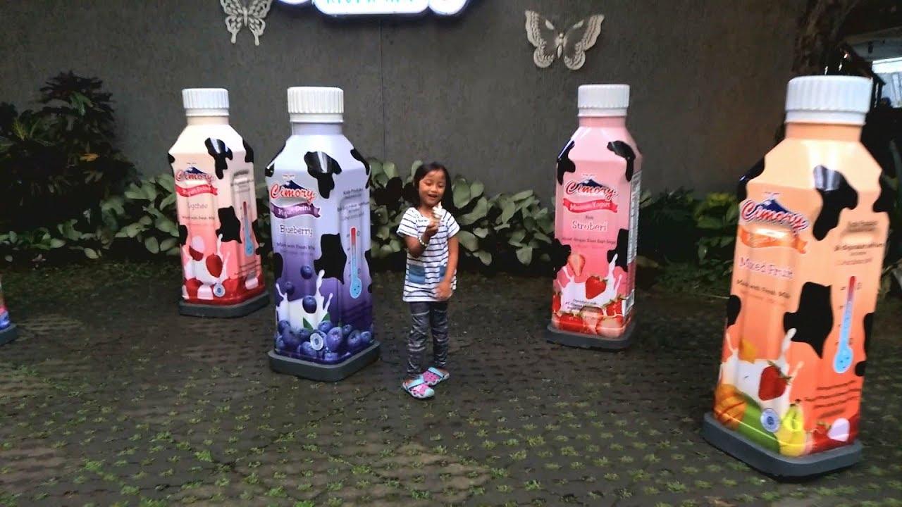 Seru Pixel Wisata Ke Cimory Riverside Di Puncak Bogor
