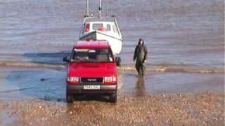 Cleethorpes Beach Boats