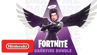 Fortnite - Darkfire Bundle Now Available - Nintendo Switch