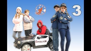 Little Heroes Rescue Squad 3 - Tantrum, The Kid Cops and The Police Car
