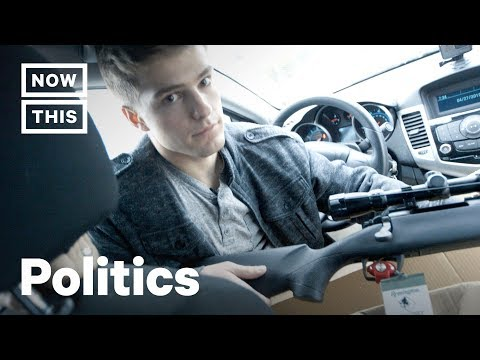 How Guns Are Smuggled Across State Lines In Just 3 Hours | NowThis