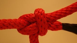 How to Tie the One Handed Bowline Thumbnail