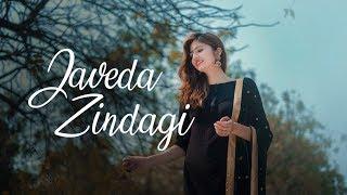 Javeda Zindagi (Tosey Naina Lagey) - Female Cover Song 2018 - Akanksha Bhandari | Mithoon