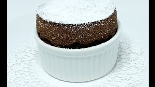 Chocolate Soufflé - Soufflé au Chocolat - Chocolate Soufflé vs Molten  Chocolate Cake
