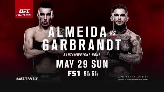 Fight Night Las Vegas: Cody Garbrandt - Building a Legacy
