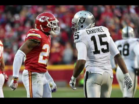 Rivalry Chiefs Raiders