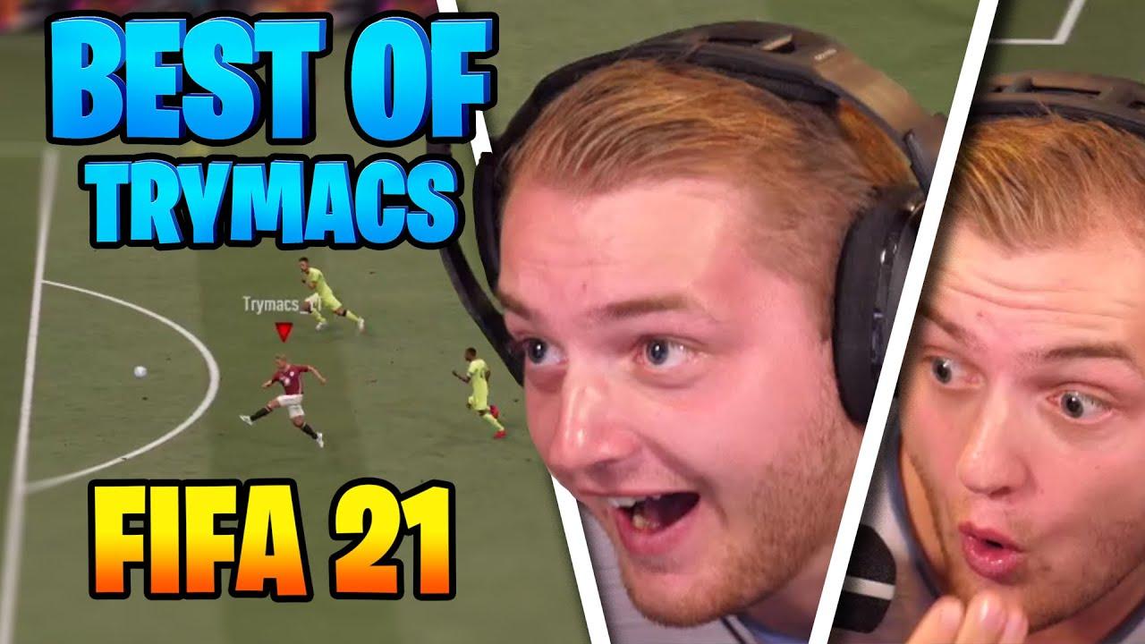 Best of Trymacs | FIFA 21 - Heftigste TORE! | Highlights