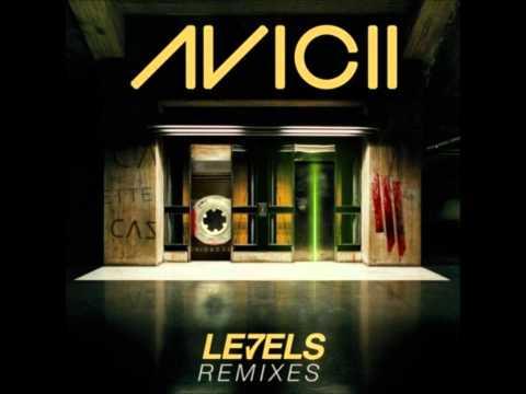 Avicii - Levels (Skrillex Remix) [Official] HD/HQ