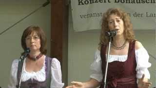 Irmgard und Melitta Ach ich hab in meinem Herzen Mannheim2010