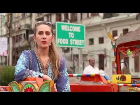 Lisa Ahmad in Lahore Pakistan Full Documentary - YouTube