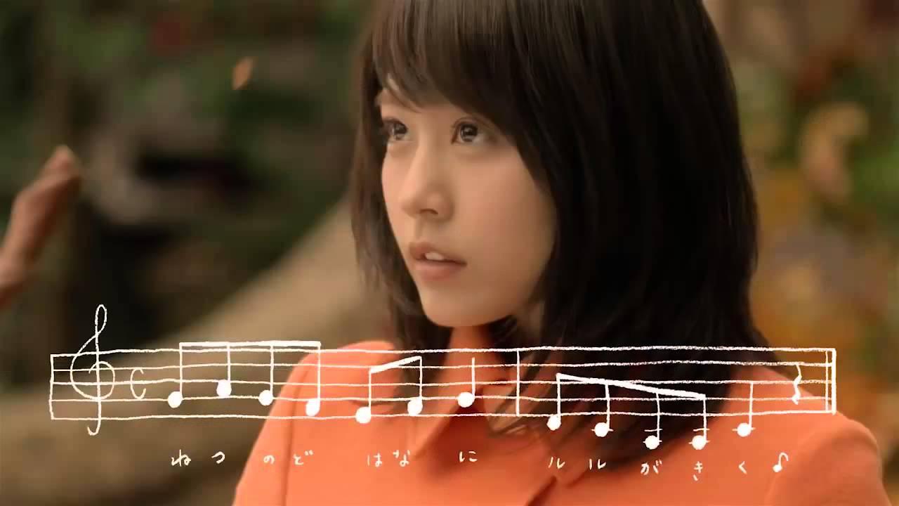 【日本CM】有村架純當上新一代「LULU娘」代言人氣傷風藥 - YouTube