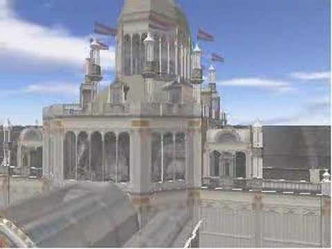 Virtual Amsterdam Crystal Palace