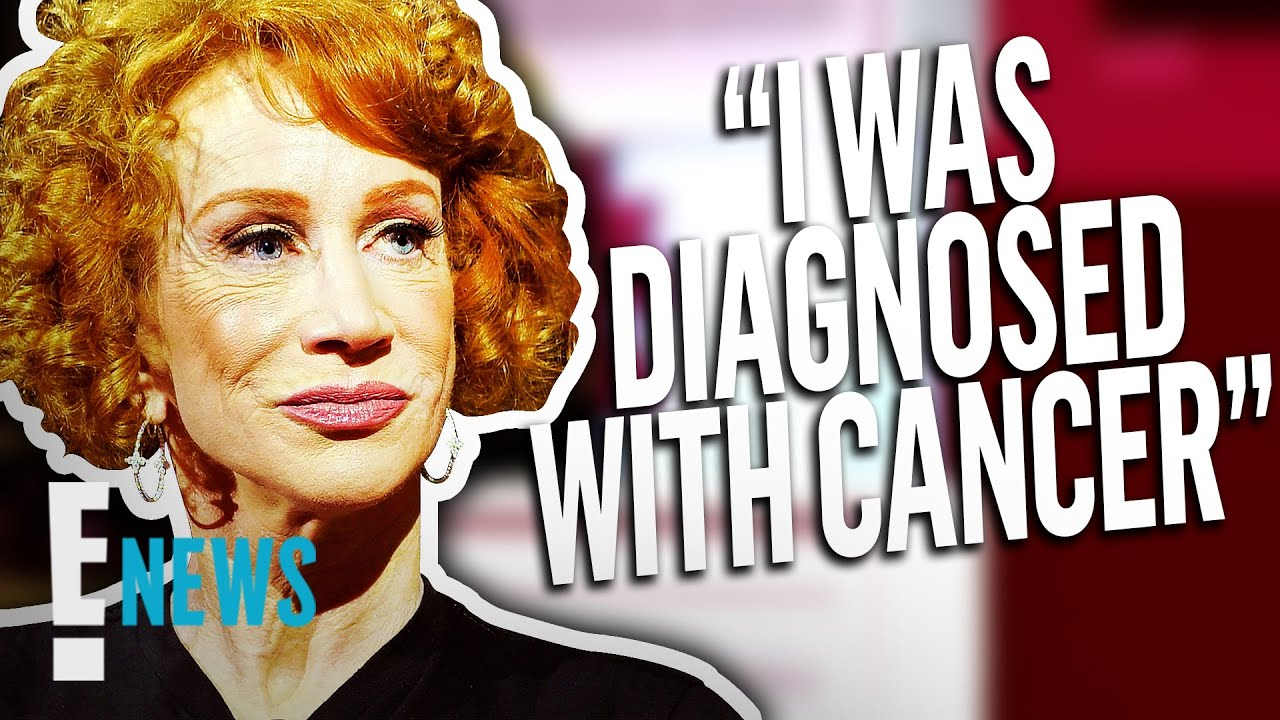 Kathy Griffin Shares Lung Cancer Diagnosis:
