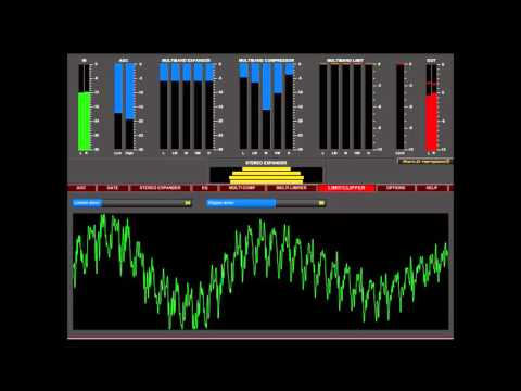 New broadcast radio processing