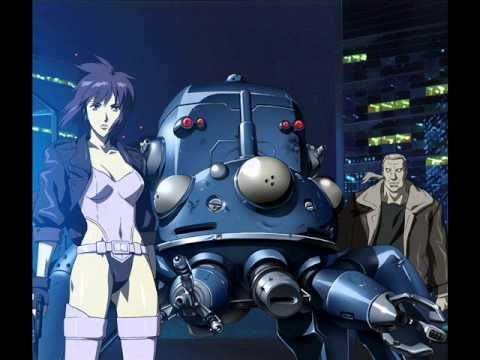 Ghost in the shell   Inner Universe Hip hop remix