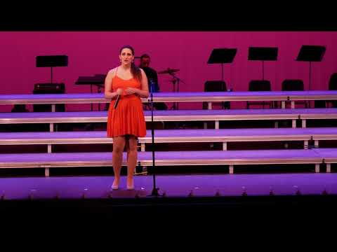 Lily - Andover Vocal Music - Alumni Cabaret - May 21, 2018