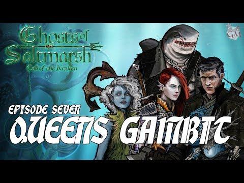 Episode 7 - Ghosts of Saltmarsh: Call of the Kraken