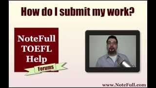 TOEFL Review Wednesdays: A Higher Speaking Score With More Energy and Natural Content
