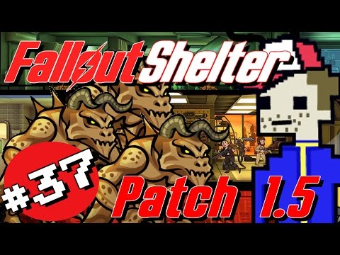 Fallout Shelter: Patch 1.5 - Part 37 - X-01 Power Armor