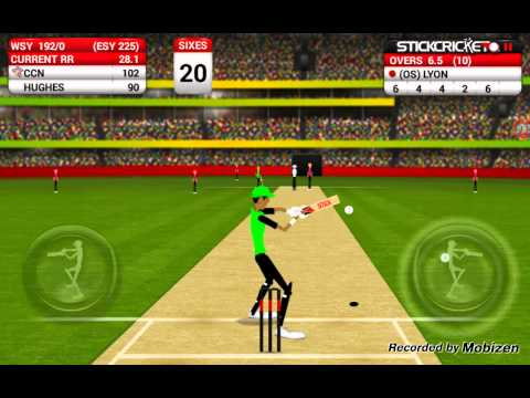 Stick Cricket Premier League part 8.