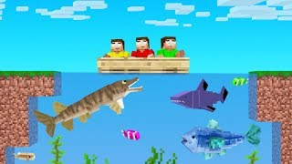 10 DANGEROUS FISH That NEED To Be Added To MINECRAFT! (insane)