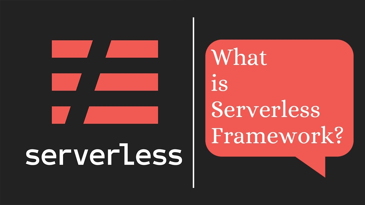 Serverless Framework Explained in 5 Minutes.