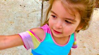 Learn Colors - DORA The Explorer Toy House - Family Vlog