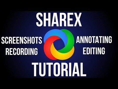 ShareX Full Tutorial | Best Open Source Windows Screen Capture Tool